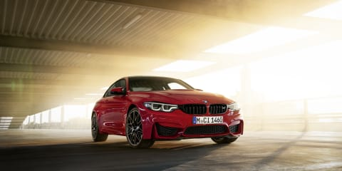 BMW M4 M Heritage Edition revealed