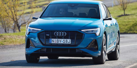 2021 Audi E-Tron review: Wagon and Sportback