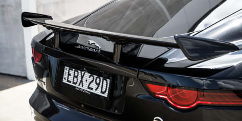 2020 Jaguar F-Type SVR AWD review