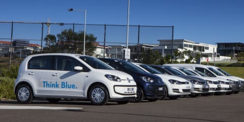 Volkswagen Think Blue Challenge