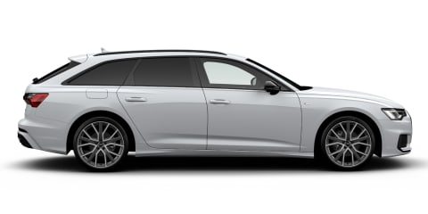 Audi A6 Black Edition revealed for the UK