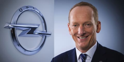 Opel appoints Neumann to head European operations