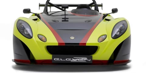 New entry-level Lotus 2-Eleven