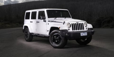 Jeep Wrangler Polar edition arrives for winter