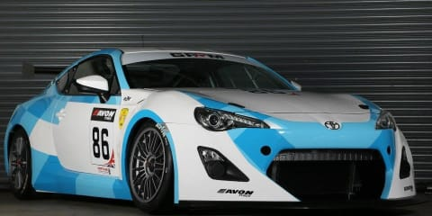 Toyota 86 GT4: turbo added for GT racing