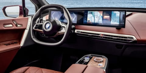 BMW iDrive 8: Latest infotainment system unveiled