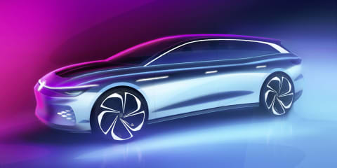 Volkswagen to debut ID. Space Vizzion concept