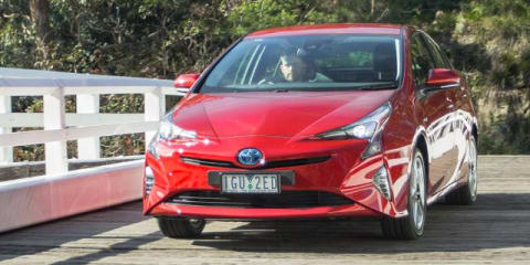 Toyota Prius: Review, Specification, Price | CarAdvice