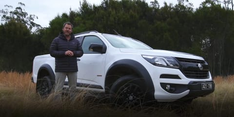 5 Things: 2019 Holden Colorado Z71