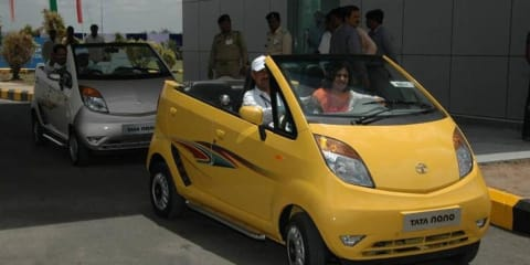Tata Nano Convertible?