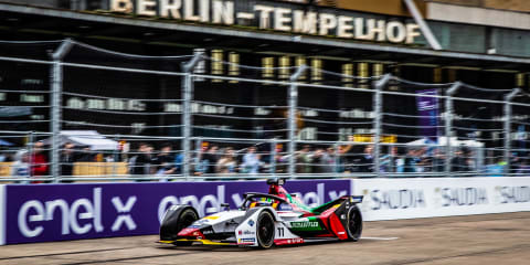 Berlin Formula E-Prix: The Tempelhof Speed