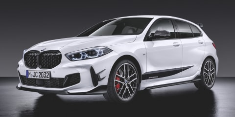 2019 BMW 1 Series gets M Performance Parts