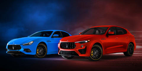 2021 Maserati Ghibli and Levante F Tributo Special Edition revealed, Australian launch confirmed