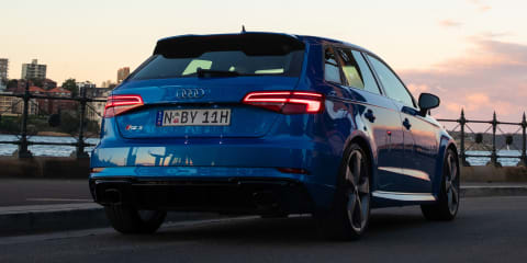 2020 Audi RS3 price and specs