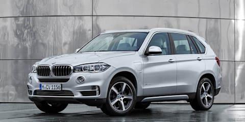BMW X5 plug-in hybrid confirmed for 2016 Australian launch
