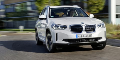 2021 BMW iX3 review