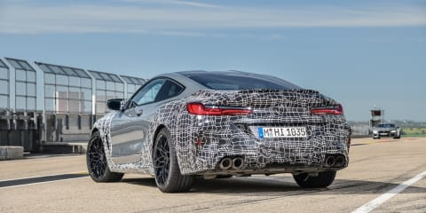 """2019 M8 a """"Porsche Turbo killer"""" - BMW M boss"""