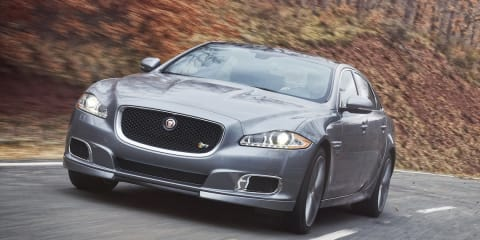 Jaguar XJR: high-performance luxury flagship returns