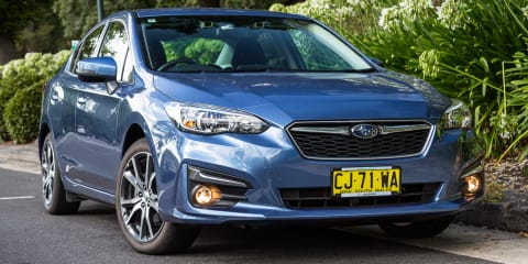 2017 Subaru Impreza review