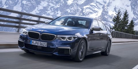 2019 BMW M550i xDrive gets new V8, could come to Oz
