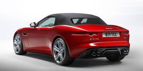 Jaguar F-Type: photo gallery