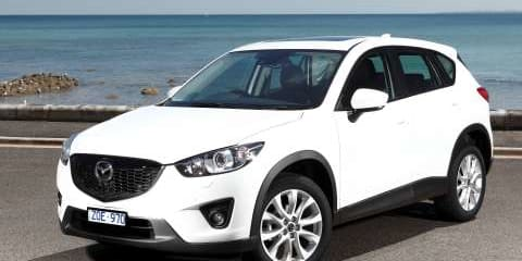 2013 MAZDA CX-5 AKERA Review