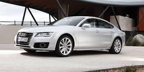 Audi A7 wins best in category at Australian International Design Awards