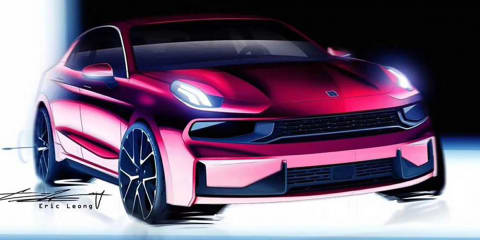 Lynk & Co 03 teased again