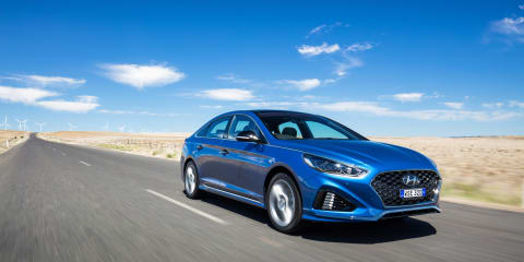 2018 Hyundai Sonata pricing and specs