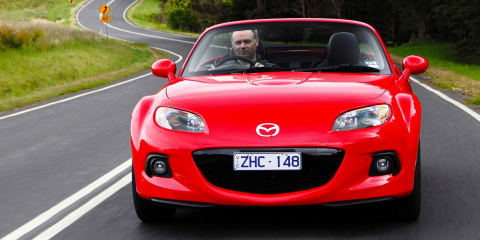 New Mazda MX-5 likely to spawn more rear-wheel-drive models