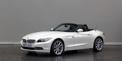 2011 BMW Z4 Design Pure Balance at Geneva