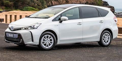 Toyota Prius V axed internationally