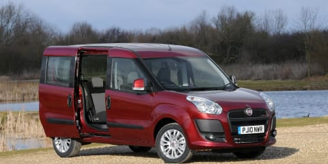 Fiat Doblo new model released in Europe & UK