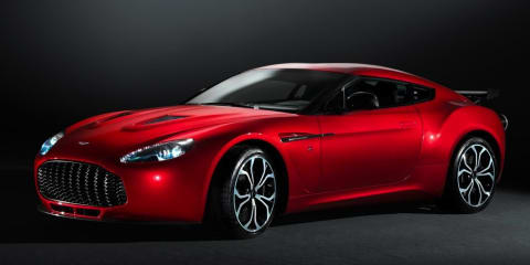 Aston Martin V12 Zagato production cut from 150 to 101