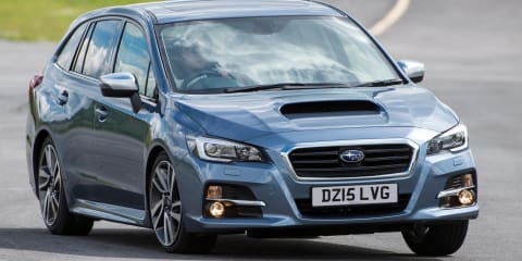 2016 Subaru New Cars