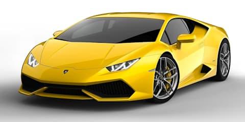 Lamborghini: New Cars 2014
