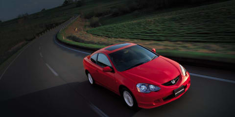 2003 HONDA INTEGRA LUXURY