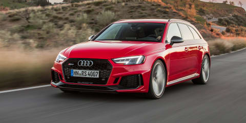 2018 Audi RS4: Initial details revealed