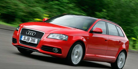 Audi A3 diesel new stop/start technology
