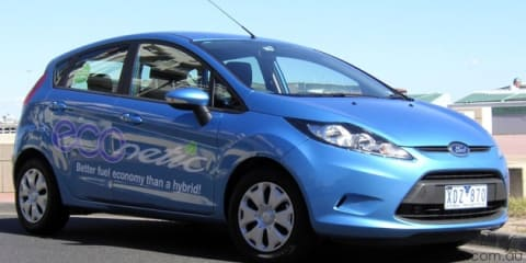 Ford Fiesta ECOnetic Review & Road Test