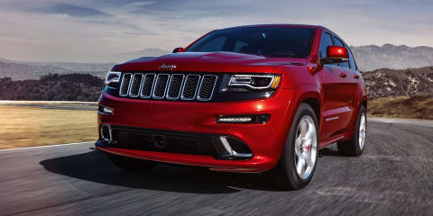 "Jeep Grand Cherokee Trackhawk:: Hellcat-powered super-SUV ""high"" on local wish list"