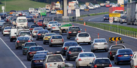 Traffic pollution linked to brain damage, Alzheimer's: study