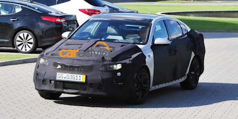 2015 Kia Optima : First look at updated medium sedan