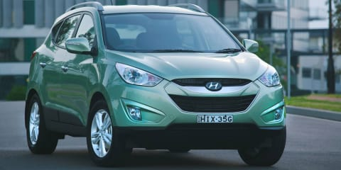 2010-13 Hyundai iX35 recalled