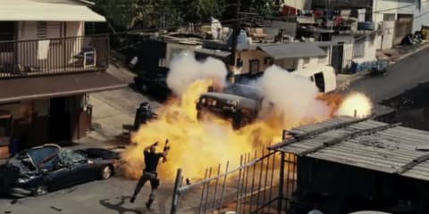 Video: Fast Five movie trailer 2