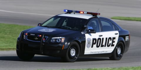 Chevrolet Caprice PPV outperforms rivals in key tests