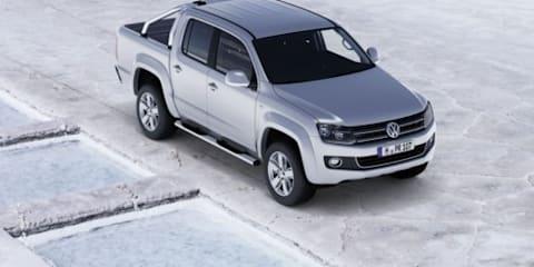 Volkswagen Amarok debuts in South America