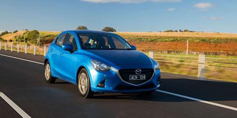 2015 Mazda 2 Review: first Australian drive