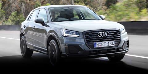 2018 Audi Q2 2.0 TFSI quattro review