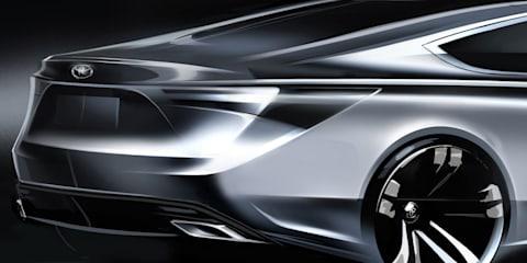 2013 Toyota Avalon teaser